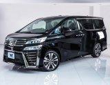 2019 Toyota VELLFIRE 2.5 Z G EDITION