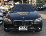 2012 BMW 730Li F02 sedan