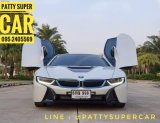 2015 BMW I8 1.5 4WD coupe