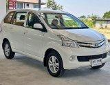 ฟรีดาวน์ All New Toyota Avanza  ไม่เคยติดแก็ส รถยนต์มือสองคุณภาพดี ไมล์น้อย 88,000 กิโล