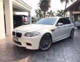 2013 BMW 525d M Sport sedan