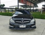 MERCEDES BENZ C180 CGI SALOON ปี 2012