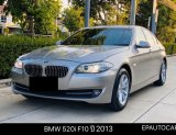 2013 BMW 520i F10