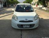 2012 Nissan March 1.2 E MT