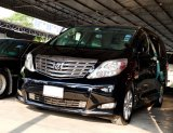 2013 Toyota Alphard Royal Lounge 3.5 V6 Full Option