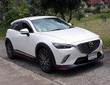 Mazda CX-3 1.5 XDL  ปี16 รถบ้านมือเดียวสวยขับดีตัวรถไม่มีอุบัติเหตุออฟชั่นพร้อมใช้