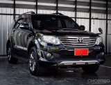 2013 Toyota Fortuner 3.0 V 4WD SUV