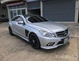 Benz E250 cgi AMG coupe w207 1.8AT ปี 2012