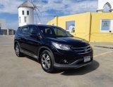 Honda CR-V 2.4 EL (2WD) Auto 2014 สีดำ