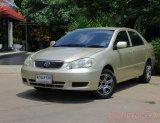2002 Toyota Corolla Altis 1.6 J