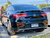 Benz GLC 250d Coupe AMG Sport Dynamic Package ปี 17