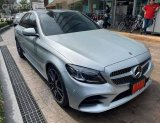 2019 Mercedes-Benz C200d AMG รถเก๋ง 4 ประตู