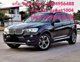 BMW X3 XDRIVE2.0D HIGHLINE F25 AT ปี 2016 (รหัส #BSOOOXXX)