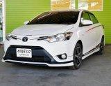 2014 Toyota VIOS 1.5 TRD Sportivo รถเก๋ง 4 ประตู
