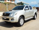 2015 Toyota Hilux Vigo 3.0 G 4x4 VN Turbo รถกระบะ