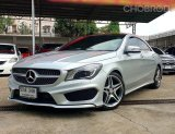 Mercedes-Benz CLA 250 AMG PACKAGE Panoramic glass roof ปี 2017
