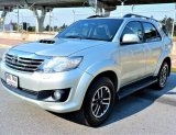 2013 Toyota Fortuner 3.0 V 4WD SUV รถมือเดียว สวยจัด พร้อมใช้ สภาพ 1 ใน 100