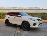 TOYOTA FORTUNER 2.8 TRD SPORTIVO ปี2017 SUV