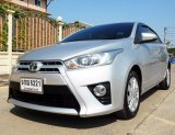 2015 Toyota YARIS 1.2 G รถเก๋ง 5 ประตู