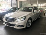 2014 Mercedes-Benz E300 Bluetec Hybrid Exclusive sedan