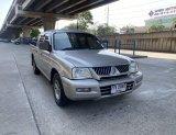 2005 Mitsubishi STRADA GRANDIS รถเก๋ง 4 ประตู สีเทา เกียร์ธรรดา