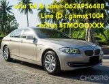 BMW 520D (F10) 2.0 AT ปี 2012 (รหัส #TMOOOXXX)