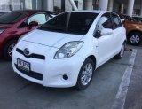 ฟรีดาวน์ ไม่ต้องค้ำ 2008 Toyota YARIS 1.5 E รถเก๋ง 5 ประตู