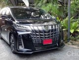 Toyota Alphard SC Package Year 2018