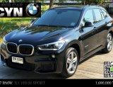 BMW X1 18d M sport ปี 2017