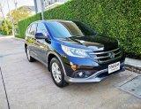 Honda CR-V 2.0 E (ปี 2015) SUV AT (รุ่นท๊อป + 4WD + 5 ที่นั่ง )