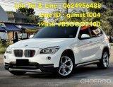 BMW X1 SDRIVE18I 2.0 XLINE E84 AT ปี 2013 (รหัส #BSOOO2100)