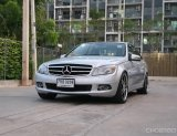 2009 Mercedes-Benz C200 Avantgarde รถเก๋ง 4 ประตู