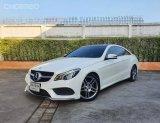 2015 Mercedes-Benz E200 Avantgarde รถเก๋ง 2 ประตู