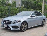 2014 Mercedes-Benz C300 Blue TEC HYBRID รถเก๋ง 4 ประตู