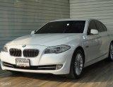 BMW 523i F10 2.5 AT ปี 2014 สี ขาว รถสวย พร้อมใช้งาน