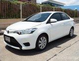 2014 Toyota VIOS 1.5 E รถเก๋ง 4 ประตู