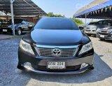 2013 Toyota CAMRY 2.0 G รถเก๋ง 4 ประตู