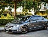 ✅Honda Civic 1.8 Auto สีเทา Y2011