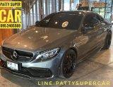 2016 Mercedes-Benz C43 AMG รถเก๋ง 2 ประตู