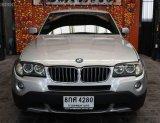 2009 BMW X3 2.5 iSE เครื่องตัวใหม่ รหัส N ออฟชั่นครบสุด สภาพดีน่าใช้มาก