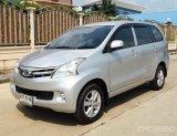 2013 Toyota AVANZA 1.5 G รถเก๋ง 5 ประตู