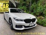 2018 BMW 730Ld รถเก๋ง 4 ประตู