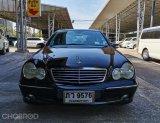 2001 Mercedes-Benz C200 Avantgarde รถเก๋ง 4 ประตู