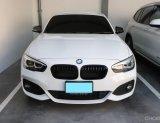 ขายรถ  BMW 118i M Sport ปี2018 รถเก๋ง 5 ประตู