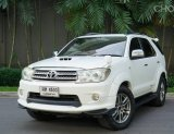 2011 Toyota Fortuner 3.0 TRD Sportivo III 4WD SUV