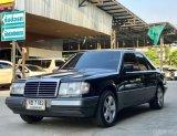1990 Mercedes-Benz 300E Classic รถเก๋ง 4 ประตู บอดี้สวย ไม่มีชนหนัก เครื่องแรงเดิมๆครับคุ้มๆ