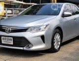 2015 Toyota CAMRY 2.0 G รถเก๋ง 4 ประตู