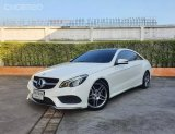 2015 Mercedes-Benz E200 AMG  Dynamic รถเก๋ง 4 ประตู