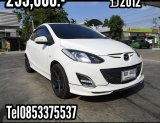 2012 Mazda 2 1.5 Sports Groove รถเก๋ง 5 ประตู