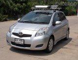 Toyota Yaris 1.5 E ปี09 รถสวยมือเดียวไม่แก็สขับดีตัวรถไม่มีอุบัติเหตุเล่มพร้อมโอน
